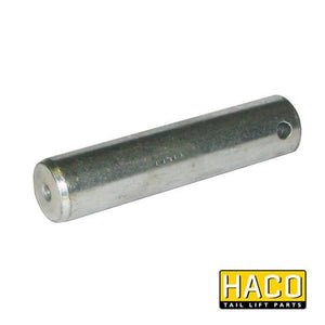 Pin Ø35x124mm HACO to suit M1735.124.BO10 , Tail Lift Parts - Dhollandia, Nationwide Trailer Parts Ltd