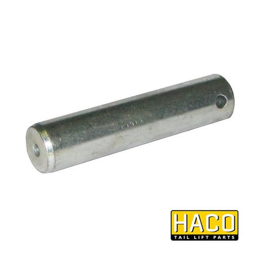 Pin Ø35x124mm HACO to suit M1735.124.BO10