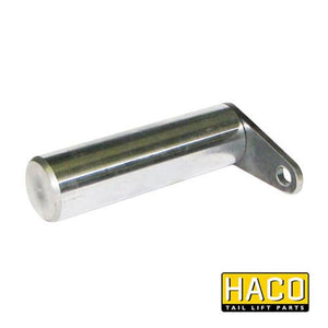 Pin Ø35x125mm HACO to suit M1735.125 , Tail Lift Parts - Dhollandia, Nationwide Trailer Parts Ltd