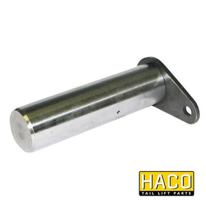 Pin Ø40x150mm HACO to suit M1740.150 , Tail Lift Parts - Dhollandia, Nationwide Trailer Parts Ltd