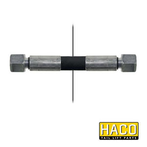 Hose HACO to Suit MBB Palfinger 70605848 , Haco Tail Lift Parts - HACO, Nationwide Trailer Parts Ltd