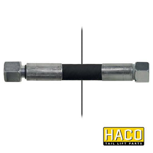 Hose HACO - 1200mm length , Haco Tail Lift Parts - Dhollandia, Nationwide Trailer Parts Ltd