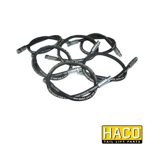 Hose kit HACO to Suit MBB Palfinger 1303233 , Haco Tail Lift Parts - HACO, Nationwide Trailer Parts Ltd