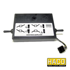 Control box Athlet HACO to Suit MBB Palfinger 1405575 , Haco Tail Lift Parts - HACO, Nationwide Trailer Parts Ltd