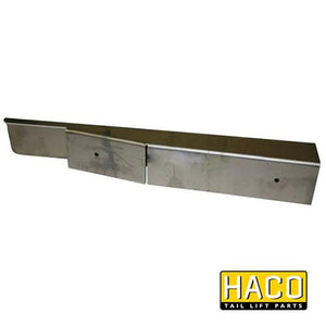 Platform Corner (Right) HACO to suit Zepro 31878 , Haco Tail Lift Parts - HACO, Nationwide Trailer Parts Ltd