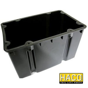 Oil tank Haco to suit 2014268 , Haco Tail Lift Parts - HACO, Nationwide Trailer Parts Ltd