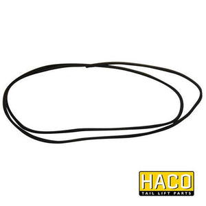 O-ring for oil tank HACO to suit Bar Cargo 101121327 , Haco Tail Lift Parts - Bar Cargolift, Nationwide Trailer Parts Ltd