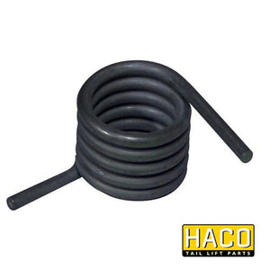 Spring pallet stopper S2 HACO to suit Bar Cargo 101126433 , Haco Tail Lift Parts - Bar Cargolift, Nationwide Trailer Parts Ltd
