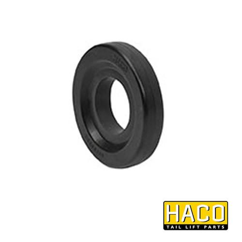 Roller HACO to suit 101132696 , Haco Tail Lift Parts - Bar Cargolift, Nationwide Trailer Parts Ltd - 1