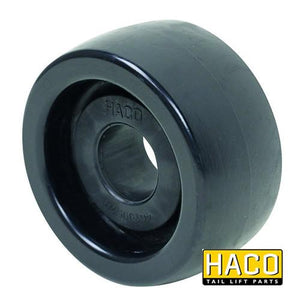 Roller HACO to suit 101125068 , Haco Tail Lift Parts - Bar Cargolift, Nationwide Trailer Parts Ltd - 1