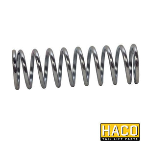Pressure Spring HACO to suit 4461-047-2 , Haco Tail Lift Parts - HACO, Nationwide Trailer Parts Ltd
