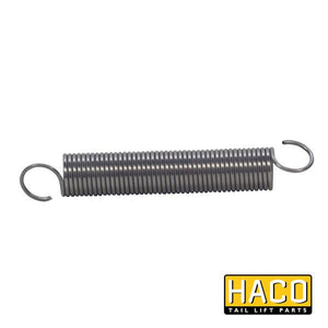 Spiral spring HACO to suit 4462-002-7 , Haco Tail Lift Parts - HACO, Nationwide Trailer Parts Ltd