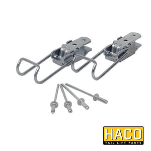 Cover Kit HACO to suit 4696-227-4 , Haco Tail Lift Parts - HACO, Nationwide Trailer Parts Ltd
