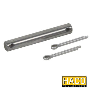 Pin Ø6x40 HACO to suit 2246-002-2 , Haco Tail Lift Parts - Dhollandia, Nationwide Trailer Parts Ltd - 2