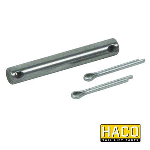 Pin Ø6x33 HACO to suit 2246-006-9 , Haco Tail Lift Parts - Dhollandia, Nationwide Trailer Parts Ltd - 1