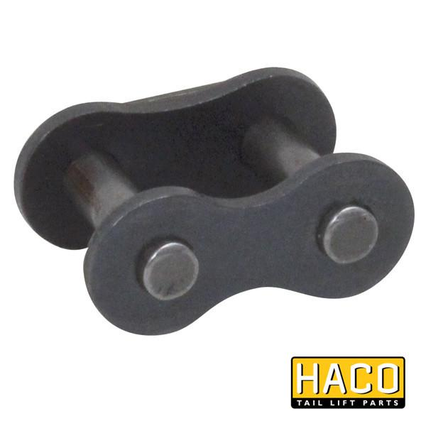 Connection link chain HACO to suit 1385-009-8 , Haco Tail Lift Parts - Dhollandia, Nationwide Trailer Parts Ltd