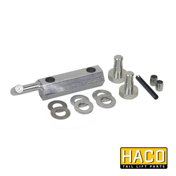 Anti-tilt latch kit HACO to suit 4101-450-1 , Haco Tail Lift Parts - HACO, Nationwide Trailer Parts Ltd