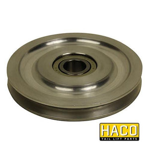 Cable pulley 1000kg HACO to suit P21 , Haco Tail Lift Parts - HACO, Nationwide Trailer Parts Ltd