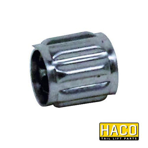 Tolerance ring Ø10x12 HACO to suit 2082-001-1 , Haco Tail Lift Parts - HACO, Nationwide Trailer Parts Ltd