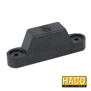 Rubber buffer HACO , Haco Tail Lift Parts - HACO, Nationwide Trailer Parts Ltd