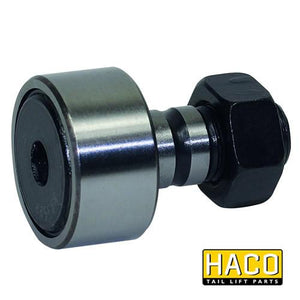 Carriage roller HACO to suit 2203-001-8 , Haco Tail Lift Parts - HACO, Nationwide Trailer Parts Ltd