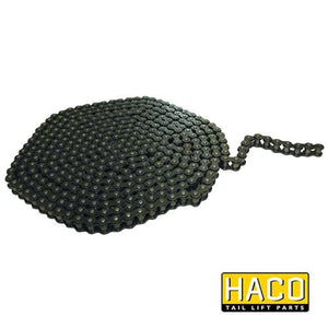 Chain 500kg HACO to suit 1385-012-1 , Haco Tail Lift Parts - Dhollandia, Nationwide Trailer Parts Ltd