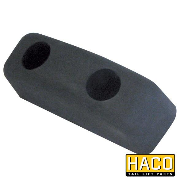 Buffer 125x40x45mm HACO to suit M1415 , Haco Tail Lift Parts - Dhollandia, Nationwide Trailer Parts Ltd