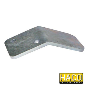 Handle pallet stop HACO to suit Dhollandia M0133 , Haco Tail Lift Parts - Dhollandia, Nationwide Trailer Parts Ltd