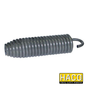 Spring tiltcylinder HACO to suit Dhollandia VRT008 , Haco Tail Lift Parts - HACO, Nationwide Trailer Parts Ltd