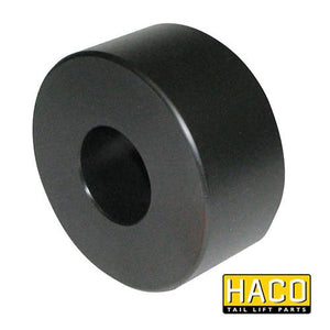 Platform roll Ø100/39-46mm HACO to suit M0331 , Haco Tail Lift Parts - Dhollandia, Nationwide Trailer Parts Ltd