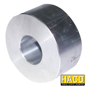 Platform roll Ø100/39-46mm HACO to suit M0331.A , Haco Tail Lift Parts - Dhollandia, Nationwide Trailer Parts Ltd