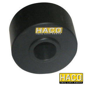 Platform roll Ø75/26-26mm HACO to suit M1975.26.26 , Haco Tail Lift Parts - Dhollandia, Nationwide Trailer Parts Ltd