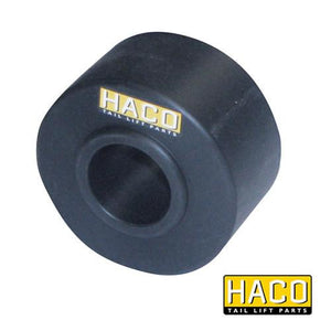 Platform roll Ø75/30-40mm HACO to suit M1975.31 , Haco Tail Lift Parts - Dhollandia, Nationwide Trailer Parts Ltd