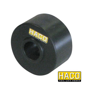 Platform roll Ø75/25-40mm HACO to suit M1975.26 , Haco Tail Lift Parts - Dhollandia, Nationwide Trailer Parts Ltd
