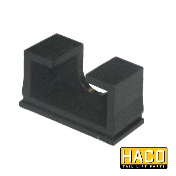 Mounting fork for cover HACO to suit M0409
