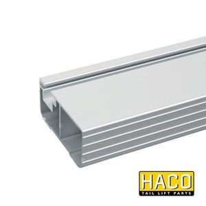 Bumper HACO to suit M0493 , Haco Tail Lift Parts - Dhollandia, Nationwide Trailer Parts Ltd