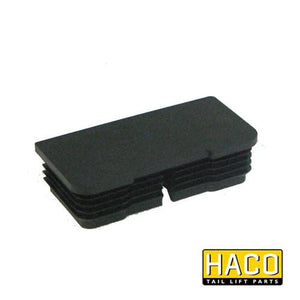 Cap HACO to suit Dhollandia M0495R , Haco Tail Lift Parts - Dhollandia, Nationwide Trailer Parts Ltd
