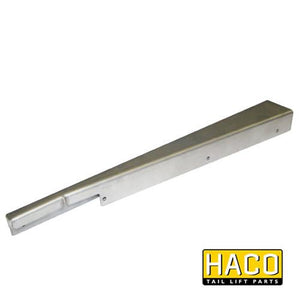 Platform corner right HACO to suit M3512.R , Haco Tail Lift Parts - Dhollandia, Nationwide Trailer Parts Ltd