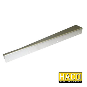 Platform corner right HACO to suit M3512.L , Haco Tail Lift Parts - Dhollandia, Nationwide Trailer Parts Ltd