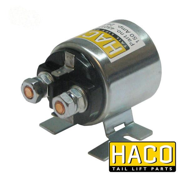 Starter solenoid 24V 150 Amp. HACO to suit 4696-218-7 , Haco Tail Lift Parts - HACO, Nationwide Trailer Parts Ltd