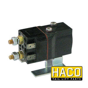 Starter solenoid 12V SW60 Albright to suit 4696-316-7 , Haco Tail Lift Parts - HACO, Nationwide Trailer Parts Ltd