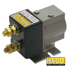 24v Starter solenoid SW80-PL HACO to suit Bar Cargo 101118419 , Haco Tail Lift Parts - Bar Cargolift, Nationwide Trailer Parts Ltd