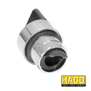 Rotary/Selector Switch HACO to suit E0335 , Haco Tail Lift Parts - Dhollandia, Nationwide Trailer Parts Ltd