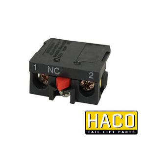 Contact NC HACO to suit 2651-020-5 , Haco Tail Lift Parts - HACO, Nationwide Trailer Parts Ltd