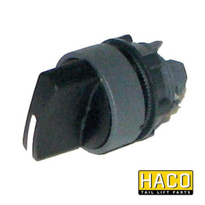 Rotary button HACO to Suit MBB Palfinger 2007456 , Haco Tail Lift Parts - HACO, Nationwide Trailer Parts Ltd