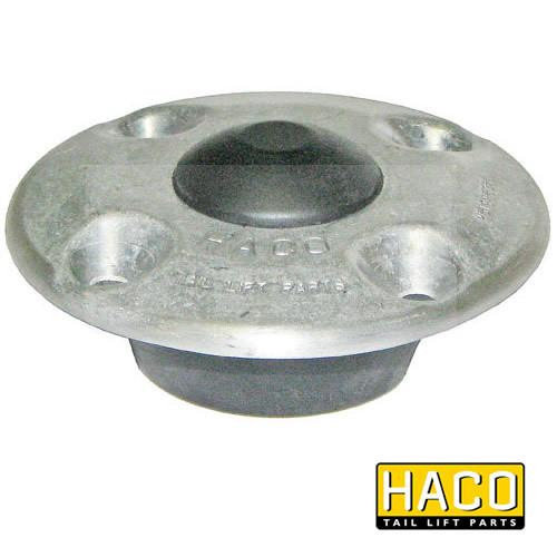 Foot Button HACO to Suit MBB Palfinger 1405256 , Haco Tail Lift Parts - HACO, Nationwide Trailer Parts Ltd