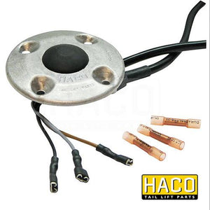 Footcontrol Complete HACO to Suit MBB Palfinger 1330945 , Haco Tail Lift Parts - HACO, Nationwide Trailer Parts Ltd