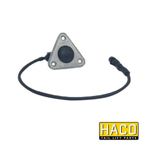 Footcontrol BG complete 'S' HACO to Suit Bar Cargolift 101123953 , Haco Tail Lift Parts - Bar Cargolift, Nationwide Trailer Parts Ltd - 1