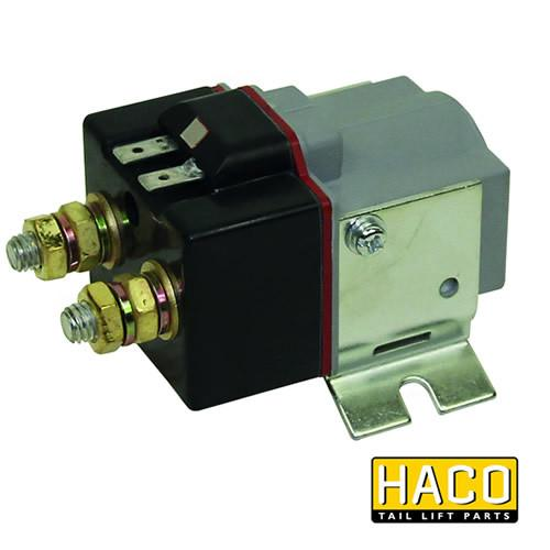 Starter solenoid 12V SW80 HACO to suit 4696-114-2