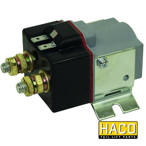 Starter solenoid 24V SW80 HACO to suit 4696-116-0 , Haco Tail Lift Parts - HACO, Nationwide Trailer Parts Ltd
